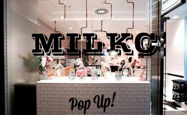 MilkCow, Melbourne CBD