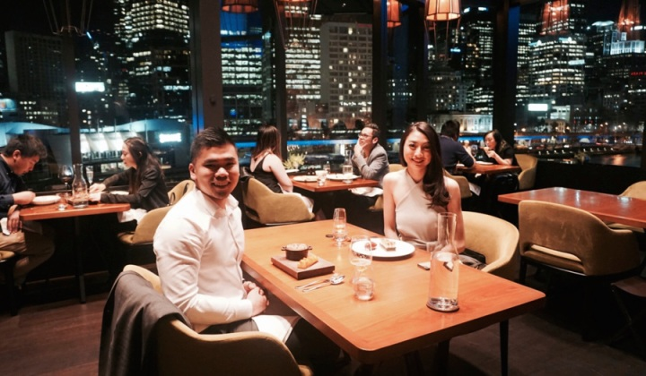 Dinner by Heston: Anniversary Night